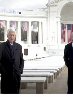 16/3 - Former Presidents Love The Vaccine!