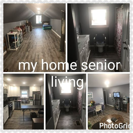My Home Senior Living