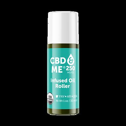 CBD & Me Organic Roll-On 250 MG/OZ