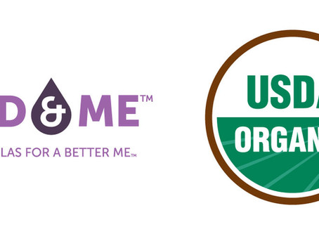 SHAKE BRANDS CORP. NABS STATE'S FIRST ORGANIC CERTIFICATION WITH CBD & ME™