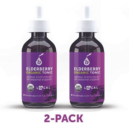 Elderberry Tonic 2 pack