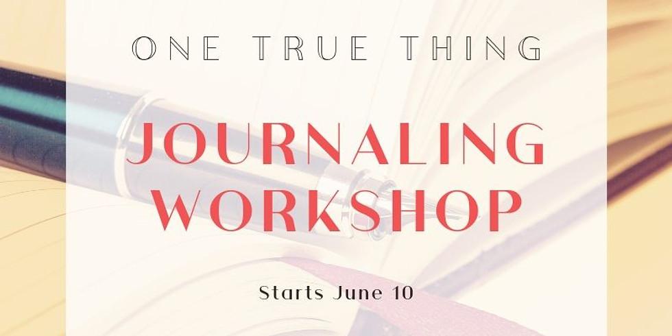Online Journaling Workshop