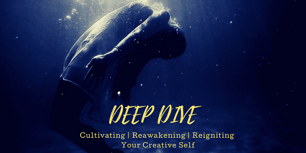 Deep Dive Creativity Workshop Session 2