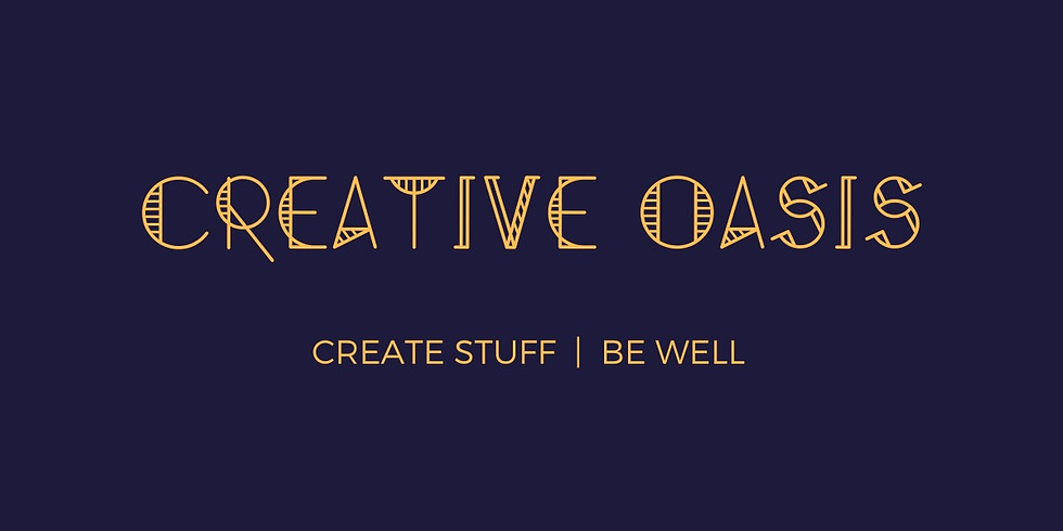 Creative Oasis - Crooked Lake Library