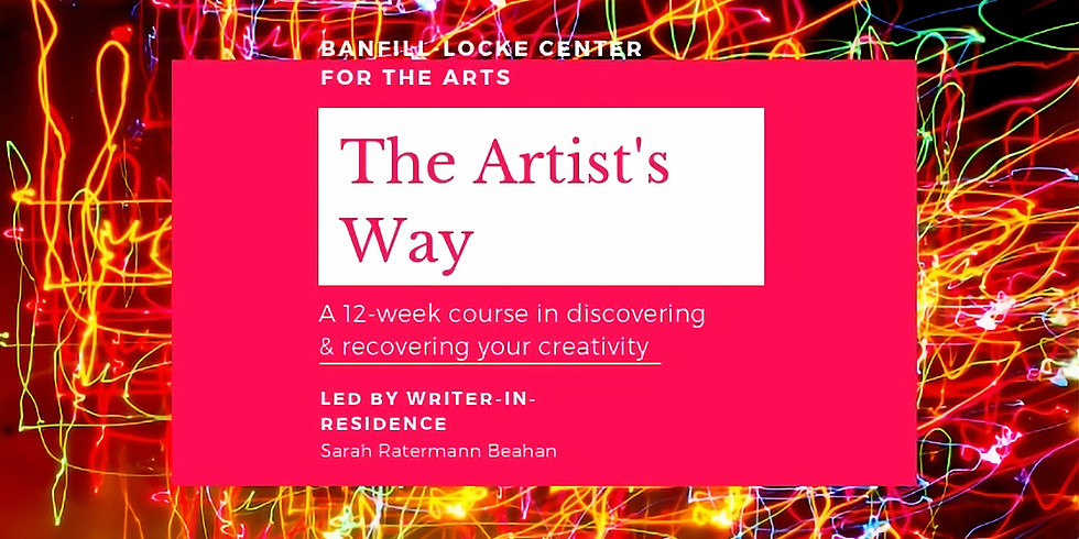 The Artist's Way: Recovering Your Creativity