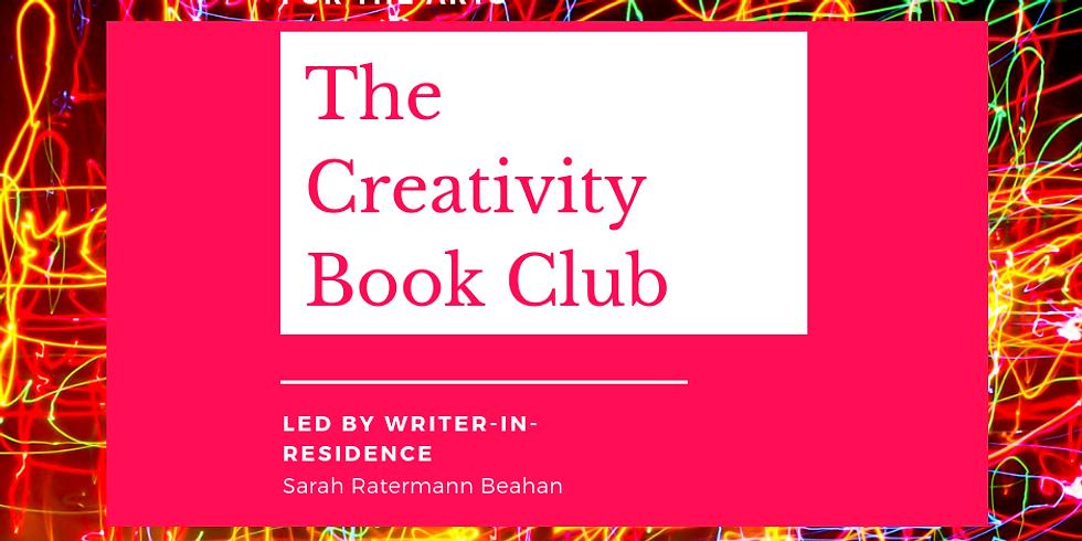 The Creativity Book Club Info Night