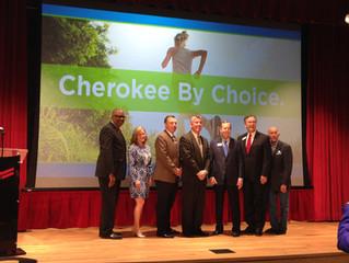 Cherokee by Choice Kickoff Breakfast