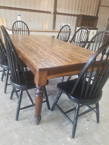 Farm Table With Small LegsChange