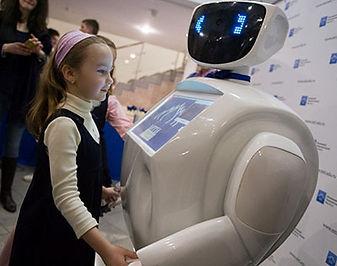 робот преподаватель алантим