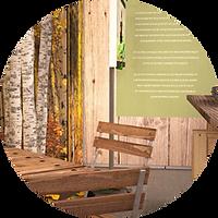 Stand de diseño aprovechando stand modular de feria