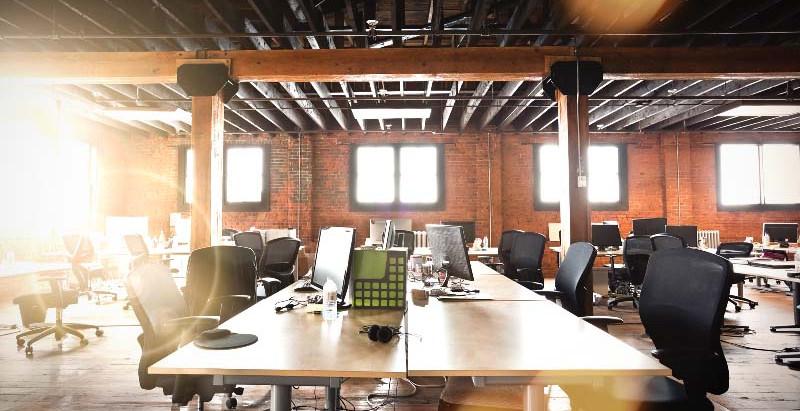 Diseño de oficinas modernas: planifica antes de reformar.