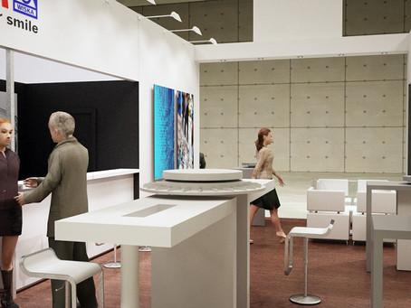 Nuevo diseño de stands para Wiska en la feria Matelec 2016