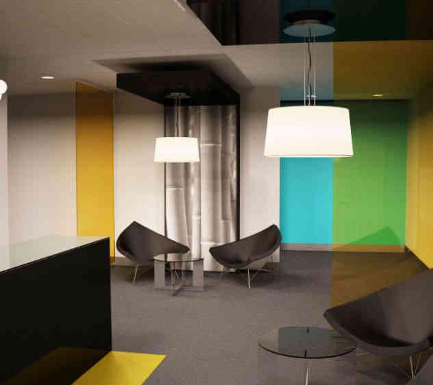 Diseño y montaje para la empresa Matchmind