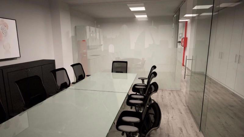 Reforma de oficinas y suministro de mobiliario para Thomas Sabo en Barcelona