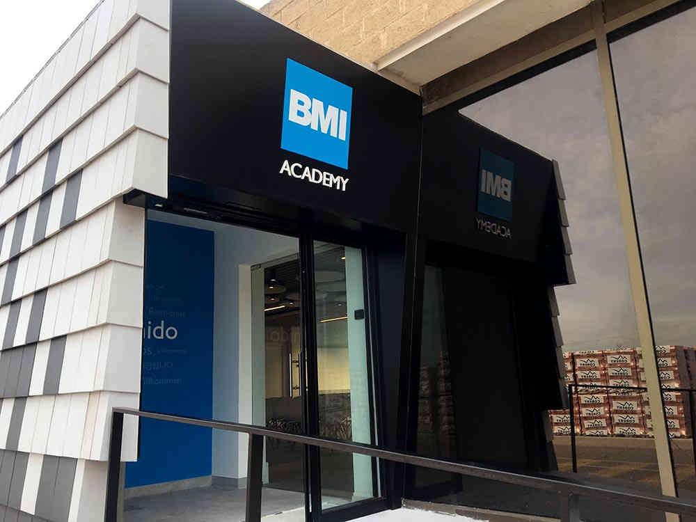 Reforma de oficinas BMI