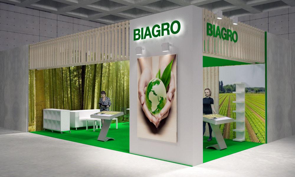 Propuesta stand Biagro Fruita Attraction 2015