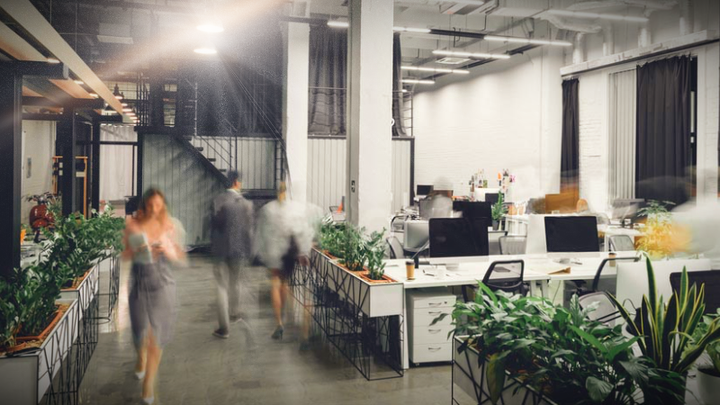 Reformas de oficinas con espacios abiertos