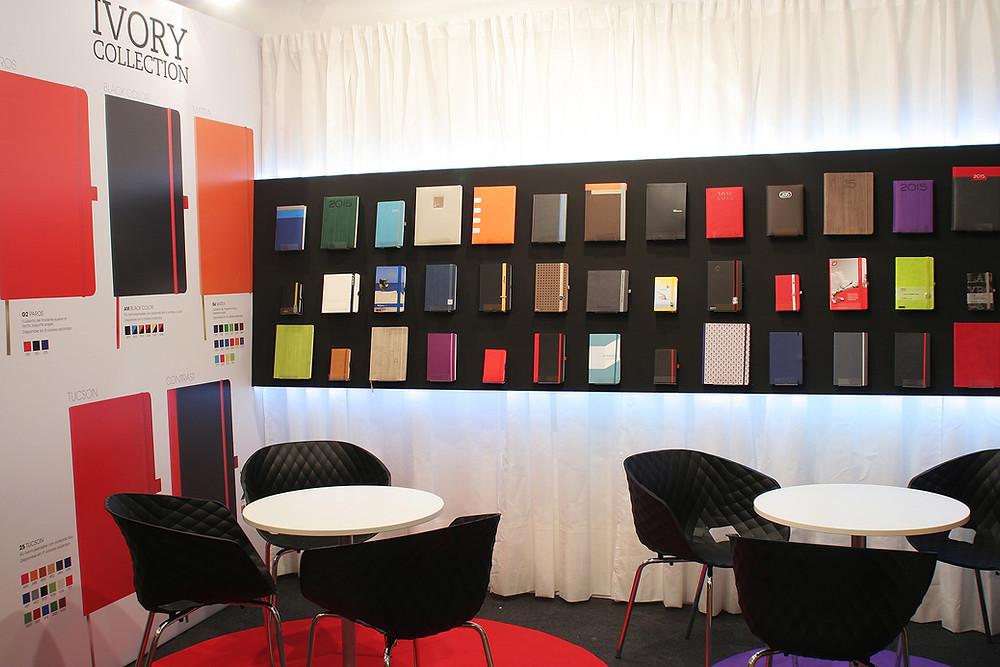 Montaje y diseño Interior de stand modular en Promogit en Ifema, Madrid.