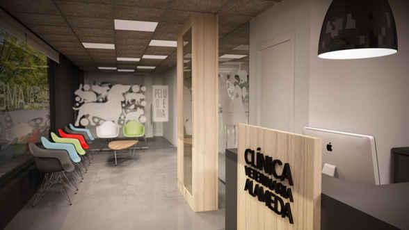 Suministro de mobiliario de clínica veterinaria en Madrid