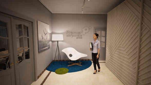 Diseño y fabricación de oficinas en Madrid
