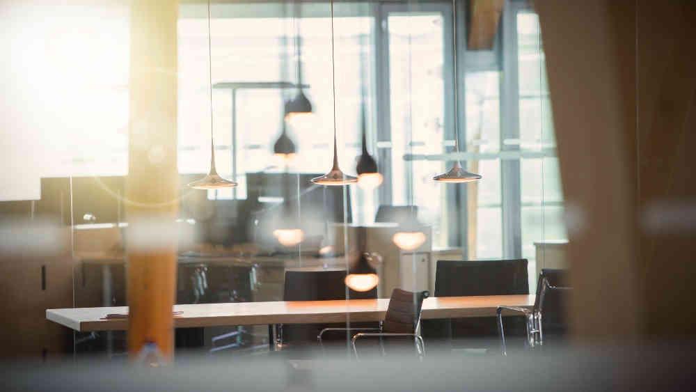 diseño y reformas de oficinas modernas