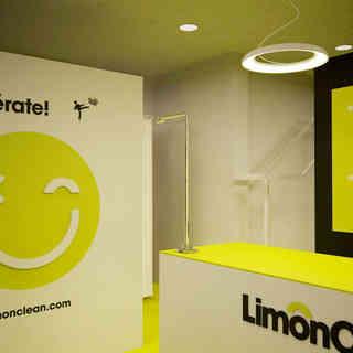 Diseño y decoración de local comercial para Limonclean