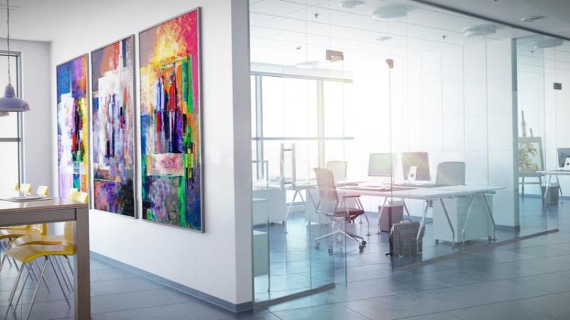Reforma y decoración de oficinas modernas