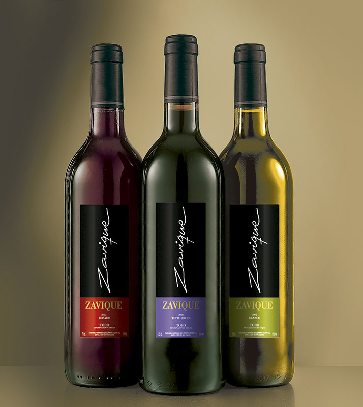 Packaging vinos