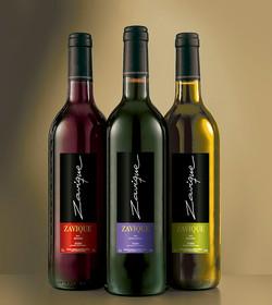 Packaging vinos