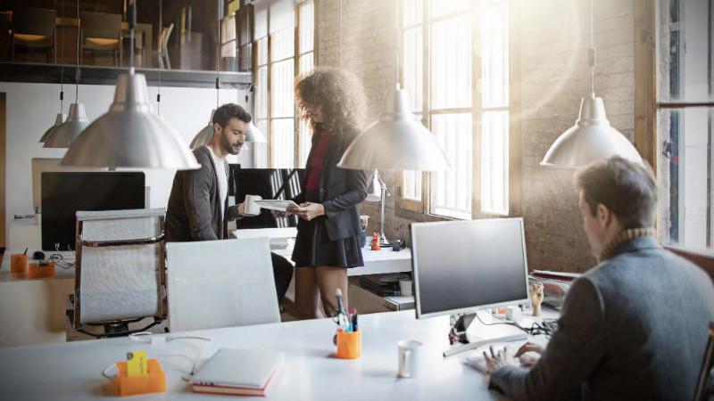 Reforma inegral de espacio de trabajo