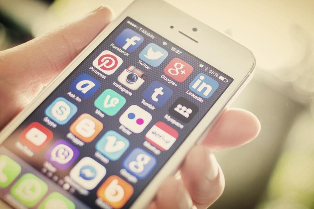 preparacion de organización de eventos y redes sociales