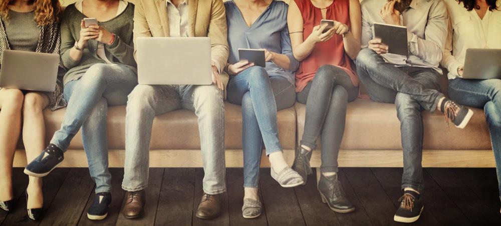 Las redes sociales e la organización de eventos