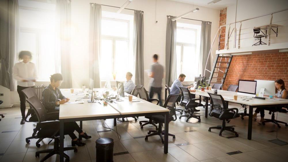 Reformas de oficinas con espacios colaborativos