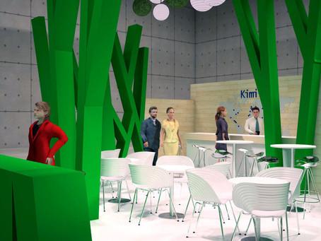 Stands para dos empresas en Fruit Attraction 2015