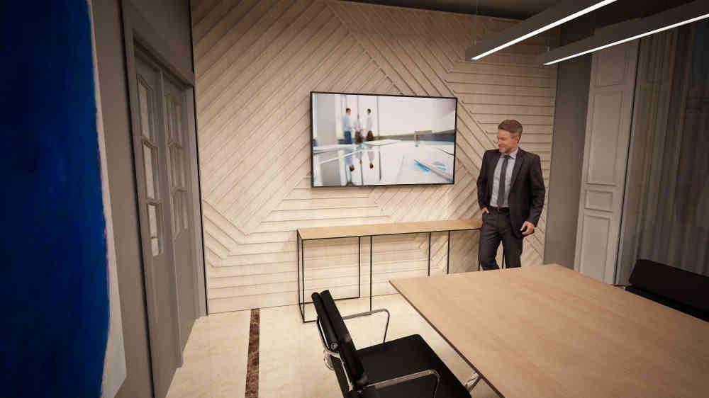 Diseño, reforma y suministro de mobiliario para Premier Corporate.