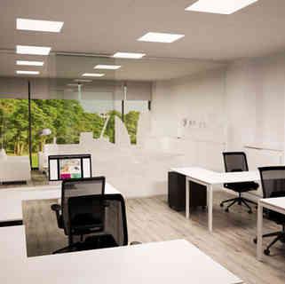 Diseño oficina Thomas Sabo Barcelona