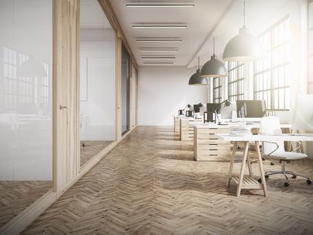 15 ideas para elegir el mejor suelo para la reforma de tu oficina