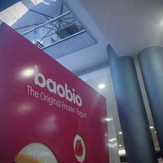 Kiosko de helados Baobio