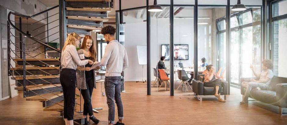 7 tendencias en el diseño y reforma de oficinas.