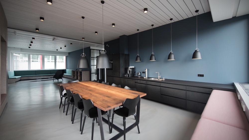 Reforma de oficina y diseño y decoración de office