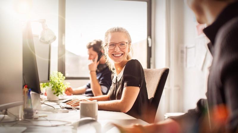 Diseño de oficinas para la comunicación entre empleados