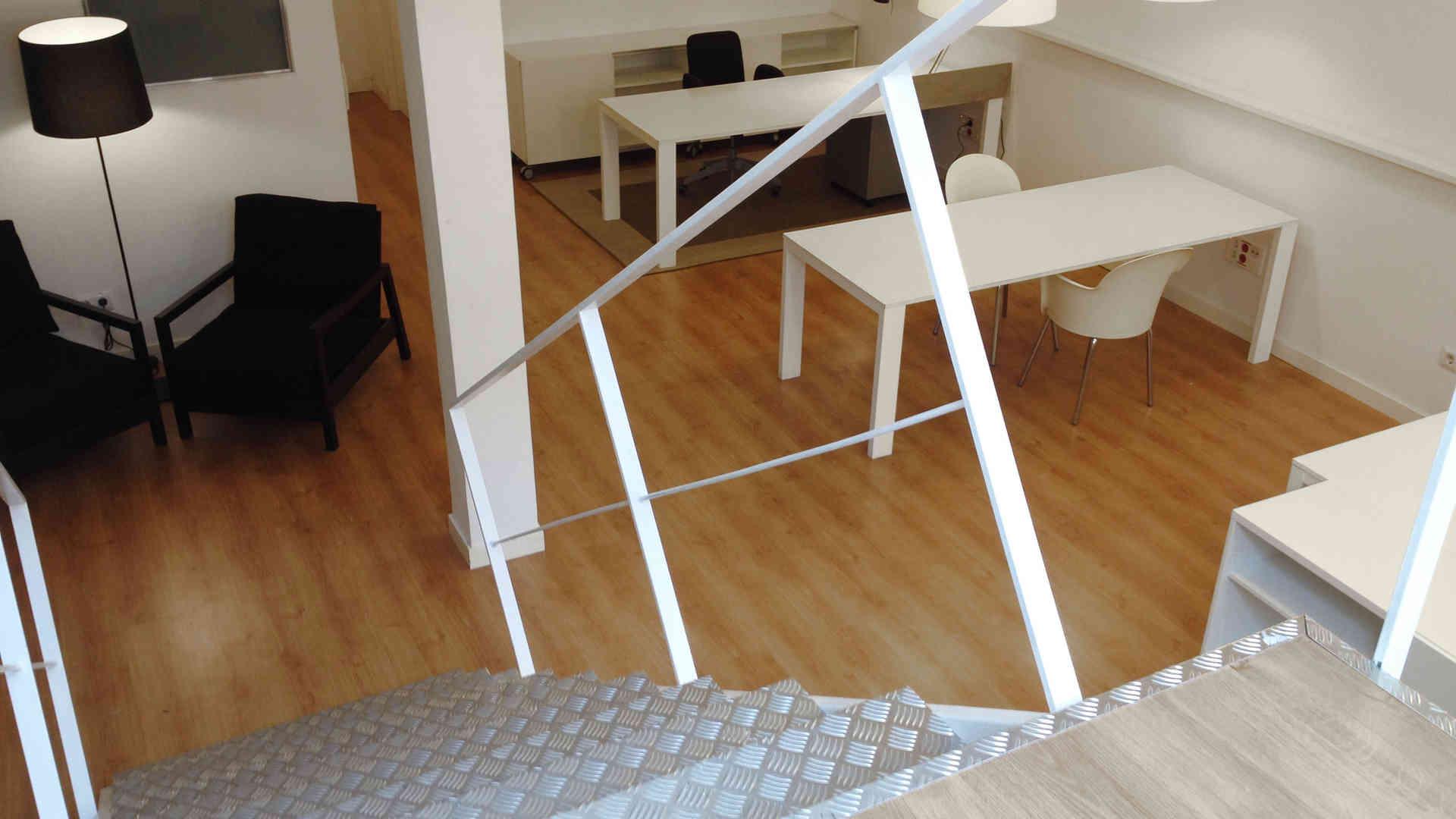 Diseño y reforma de oficina para estudiio de diseño