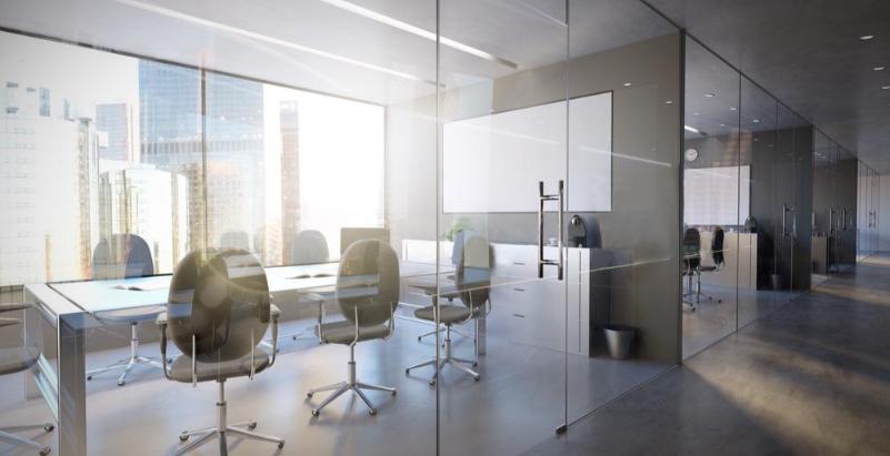 ¿Cuántos tipos de mamparas de oficina hay para tu reforma? ¿Cuál elegir?
