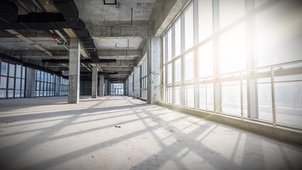 Reforma de oficinas con espacio sin reformar