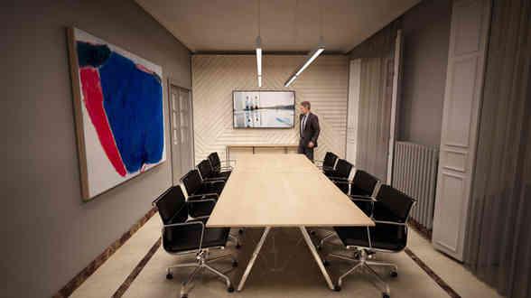 Diseño de consulting financiero en Madrid