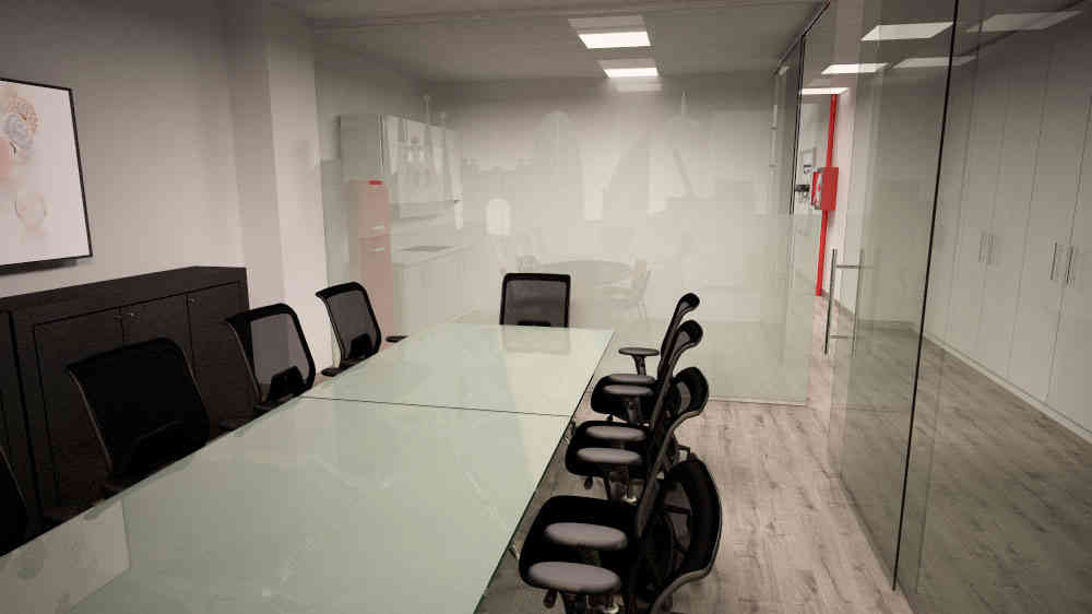 Suministro de mobiliario para oficina
