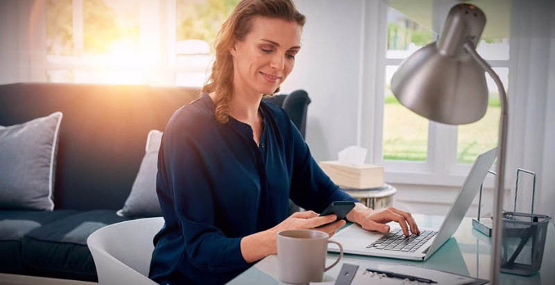 El futuro de las oficinas y el trabajo en casa