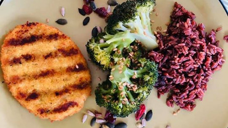 Are you vegan or just looking for a healthy, easy to make meal? Check this out!