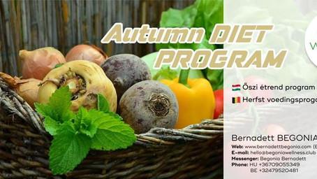 (EN)Autumn program- Get a good start of your day!- Subcribe
