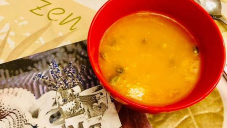 """(EN)Winter program: Your magical winter Day 3 """"Variety of soups, vegetable spreads"""""""